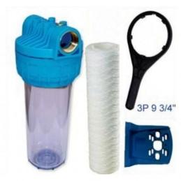 Pre dust filter kit