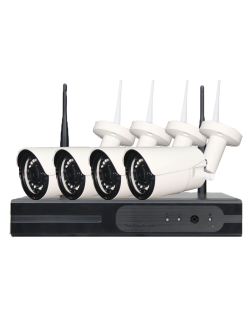 Wifi Security 2 camera set