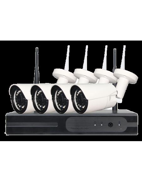 Wifi Security 4 camera set