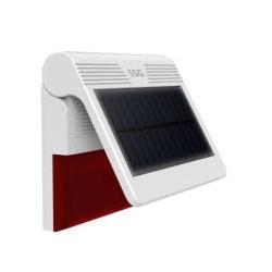 Solar Alarmsiren